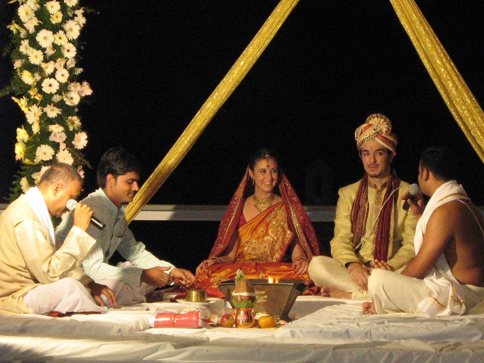 Haciendo el indio en una boda - Haciendo el indio ...