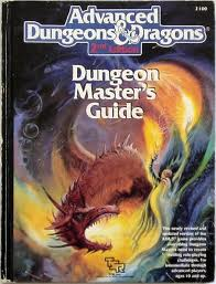 AD&D Manual del DM