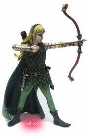 arquero elfo