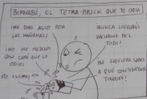 Tetra-brick